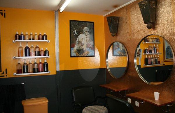 3D haircut