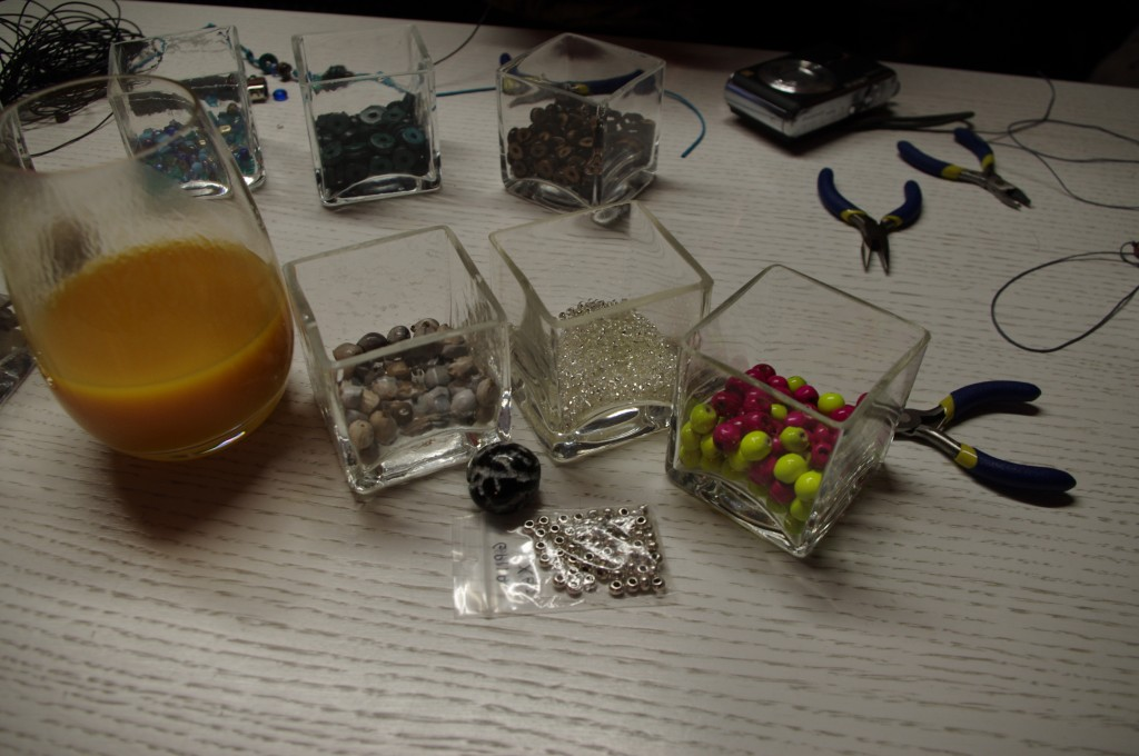 création bijoux