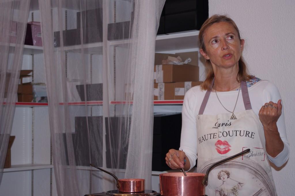 X TajX ParisX Cosmétiques home madeX soiréesX blogueuses