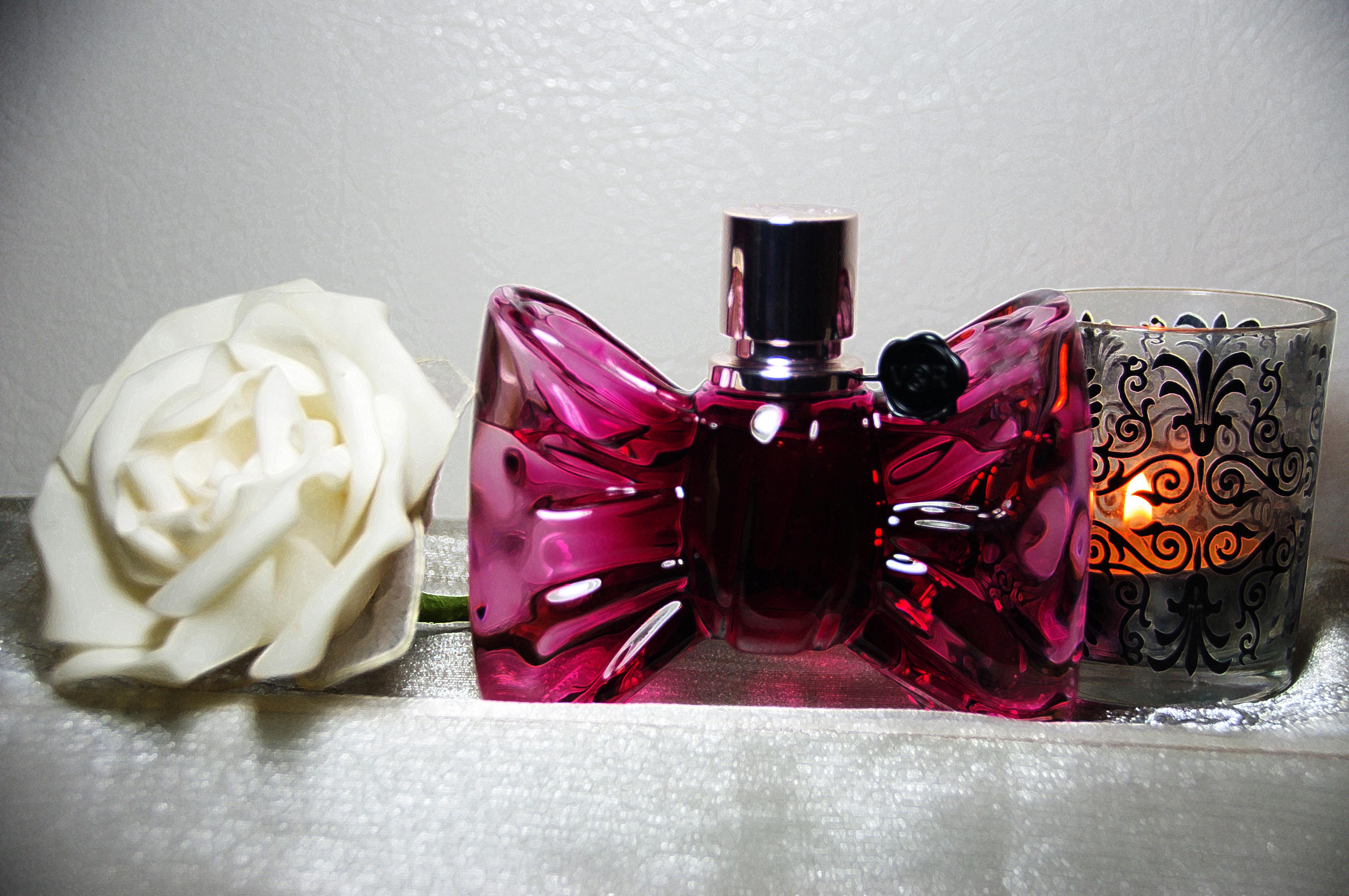Viktor & rolf, bonbon, parfum sucré, bonbon viktor & rolf, tendance parfums, parfum gourmand