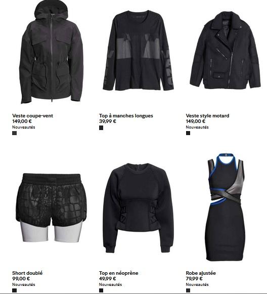 Alexander wang, collaboration h&m, hiver 14 / 15, FW 14/15, h&m , alexander wang, h&m + wang