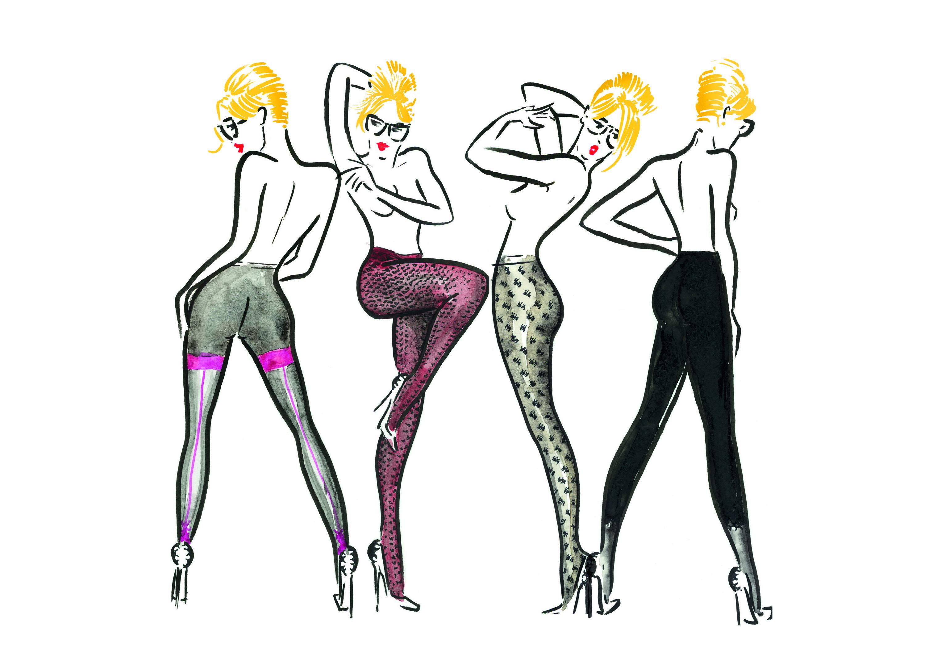 Naf Naf, CJ Jourdan, La halle, Galeries Lafayette, Champs elysées, Sinfull colors, Monoprix, Le bourget, Atelier Mercadal, actus mode, bon plans mode