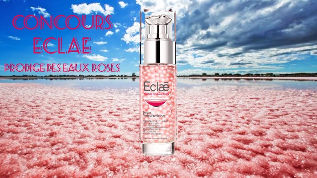 Eclae, camargue, made in france, cosmétique, concours, sérum, produits de soin, serum perles précieuses