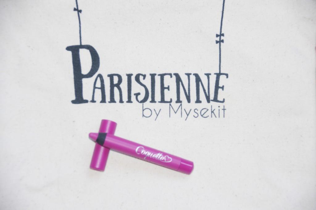 Mysekit, La Parisienne, box beauté, Nuhanciam, Baija, La Française, Lollipops, Ellissance, cadeau femme, idée cadeau femme
