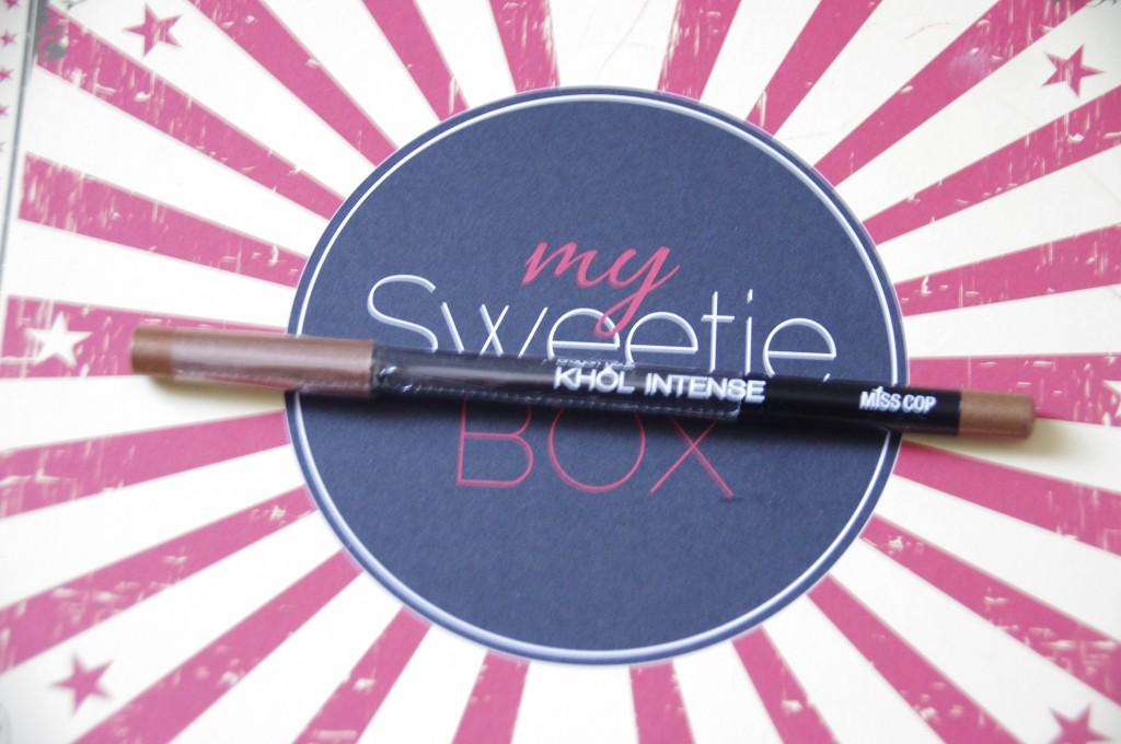 sweetie box, box beauté, box cadeau, box lifestyle, avis, revue, test, review, blogueuse beauté, youtubeuse, blogueuse mode, coach club, mapa, paper-ho,biosilk, miss cop,