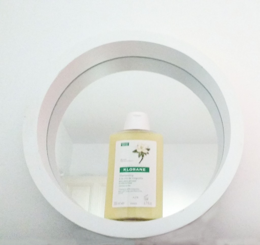 Shampoing magnolia Klorane 2