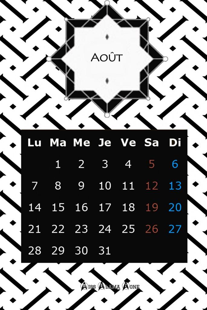 calendrier 2017, calendrier graphique, black & white, b&w, noir et blanc, calendrier gratuit, calendrier à imprimer, calendrier 2017, blog diy, blog téléchargement