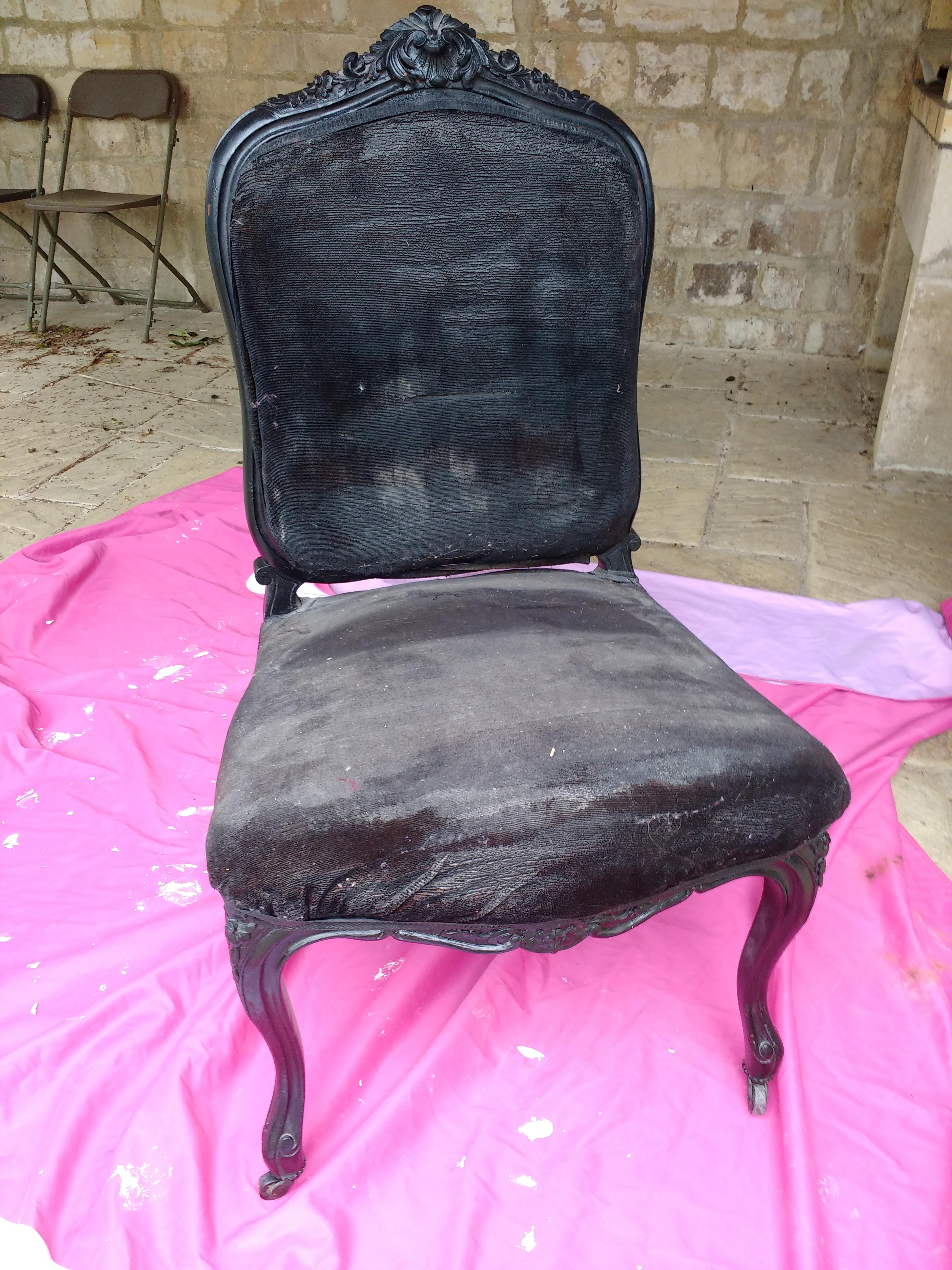 Retapisser Un Fauteuil Prix comment tapisser un fauteuil ?   missglamazone