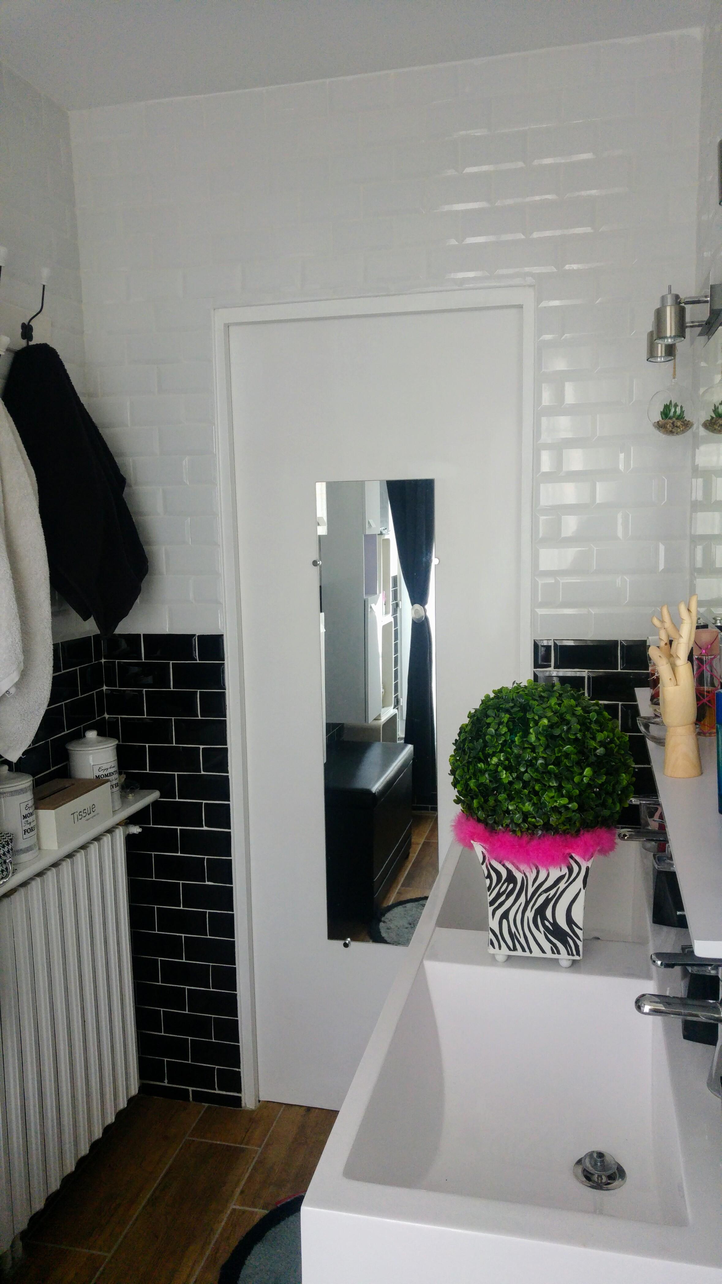 Idees Deco Salle De Bain Carrelage avant après salle de bain design | missglamazone
